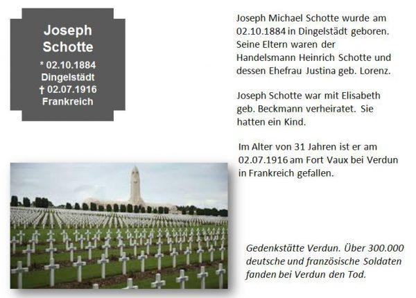 Schotte, Joseph
