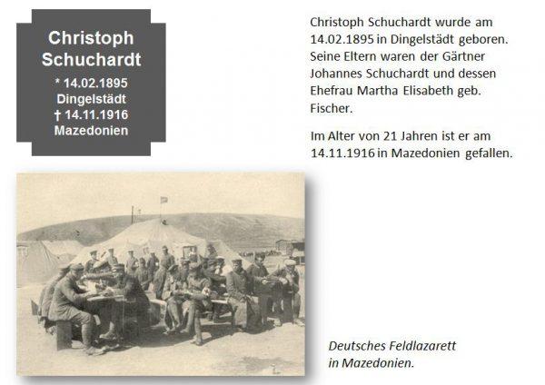 Schuchardt, Christoph