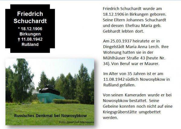 Schuchardt, Friedrich