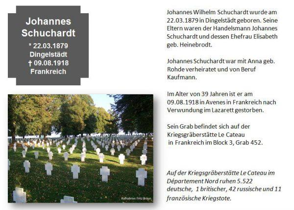 Schuchardt, Johannes
