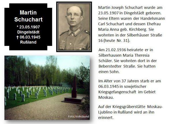 Schuchart, Martin