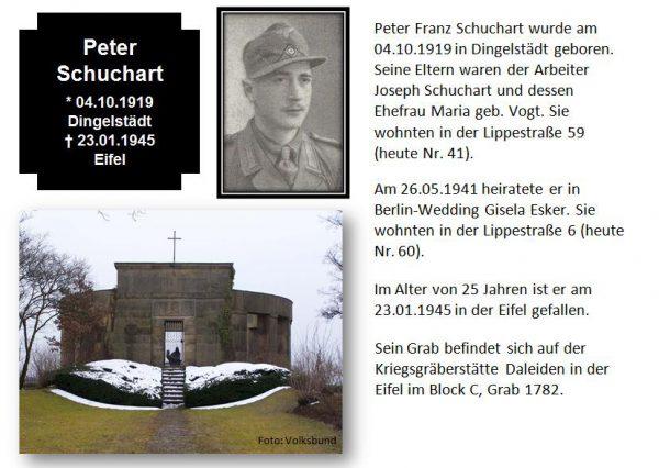 Schuchart, Peter