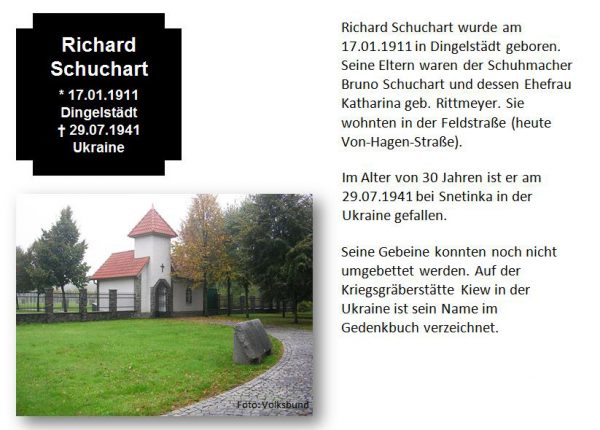 Schuchart, Richard