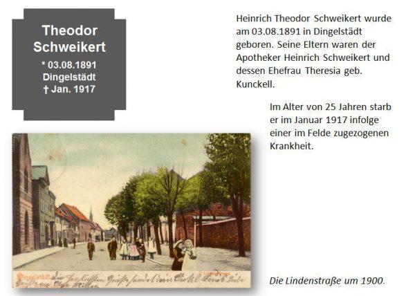 Schweikert, Theodor