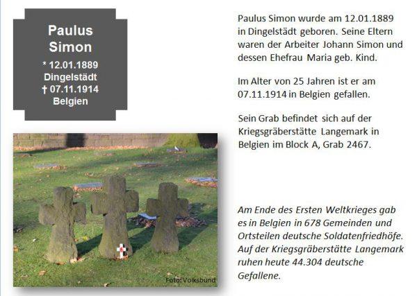 Simon, Paulus