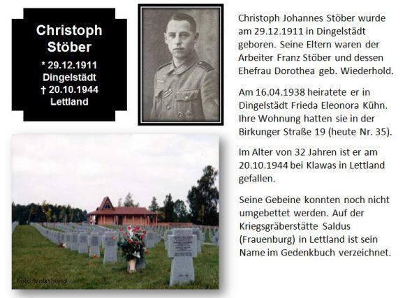 Stöber, Christoph