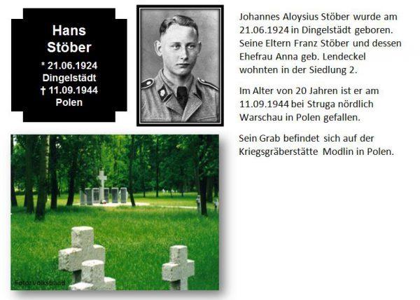 Stöber, Hans