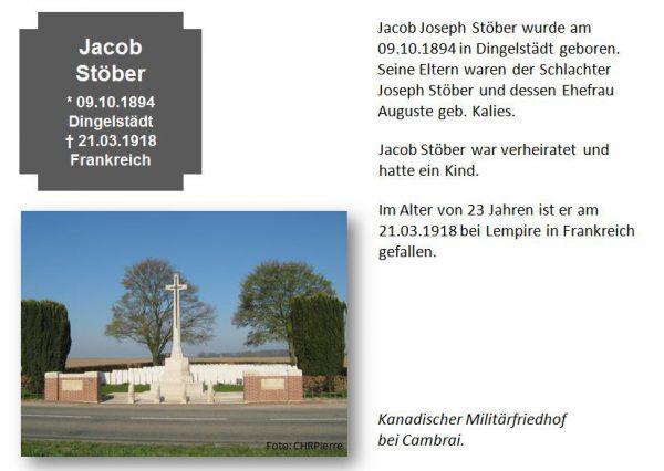 Stöber, Jacob