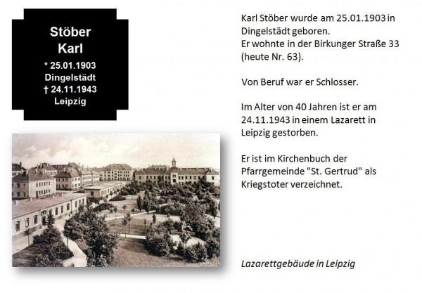 Stöber, Karl