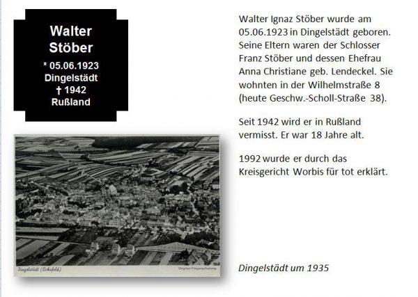 Stöber, Walter
