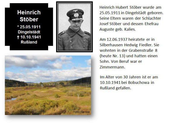 Stöber, Heinrich