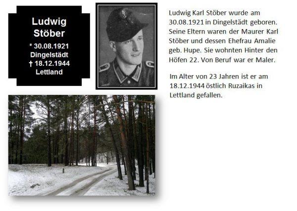 Stöber, Ludwig