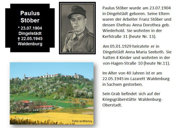 Stöber, Paulus