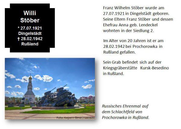 Stöber, Willi