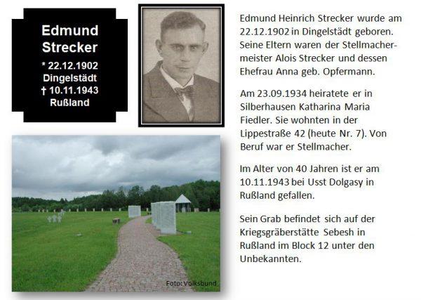 Strecker, Edmund