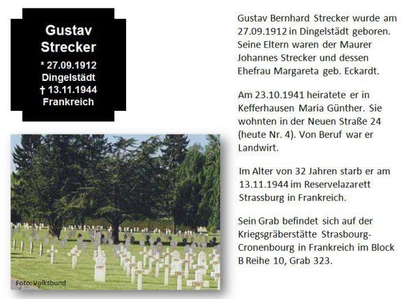 Strecker, Gustav