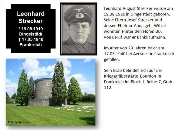 Strecker, Leonhard