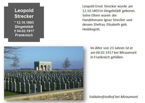 Strecker, Leopold