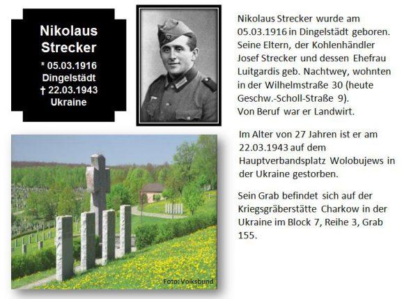 Strecker, Nikolaus