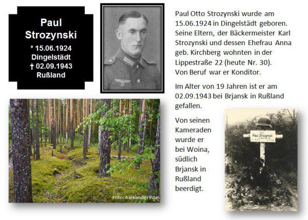 Strozynski, Paul