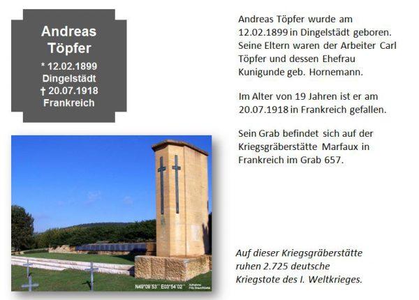 Töpfer, Andreas