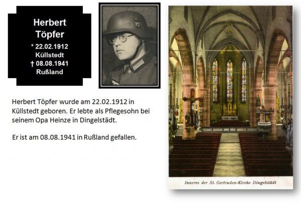 Töpfer, Herbert