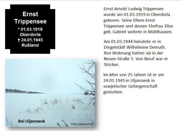 Trippensee, Ernst