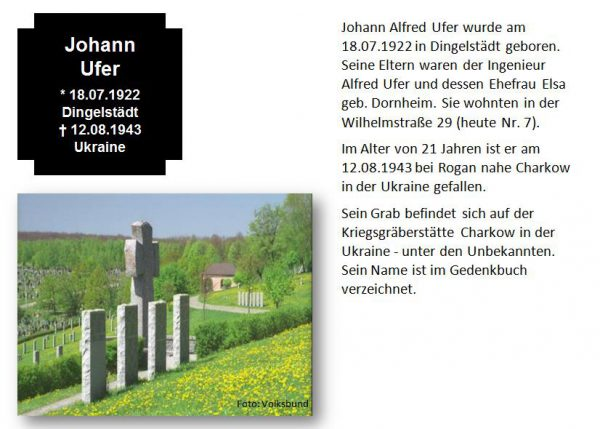 Ufer, Johann