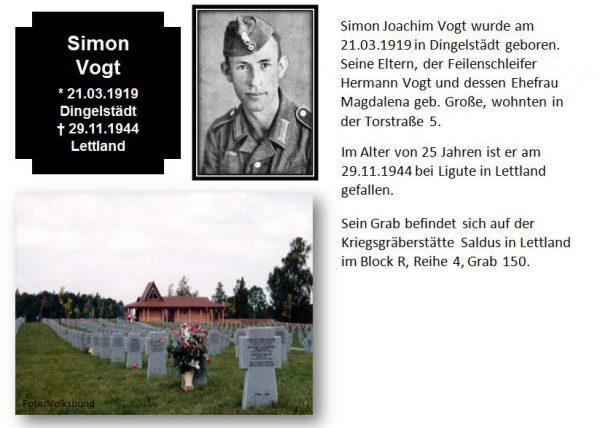 Vogt, Simon