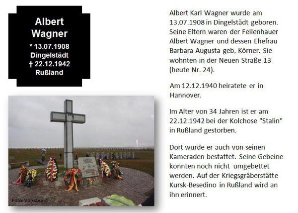Wagner, Albert