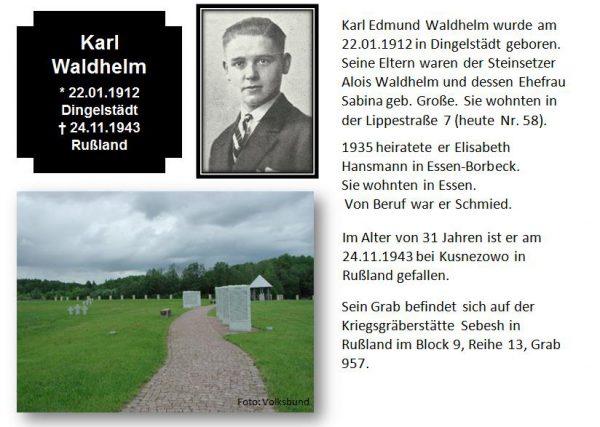 Waldhelm, Karl