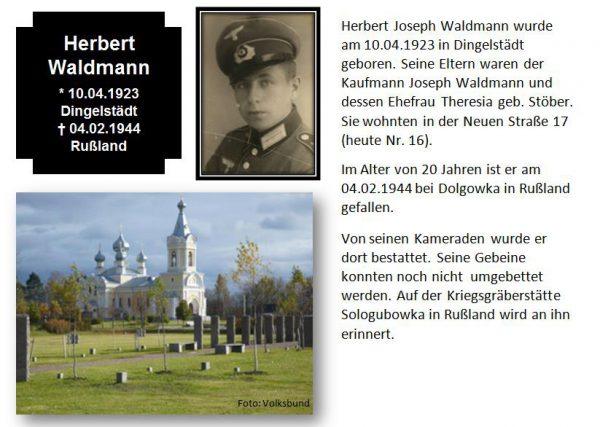 Waldmann, Herbert