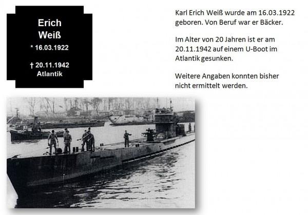 Weiß, Erich