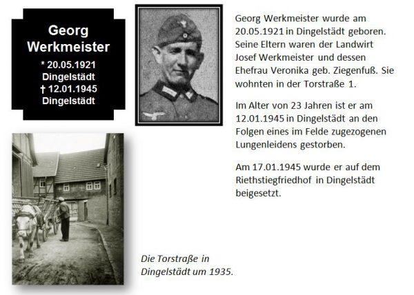Werkmeister, Georg
