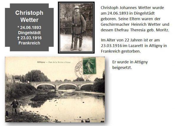 Wetter, Christoph