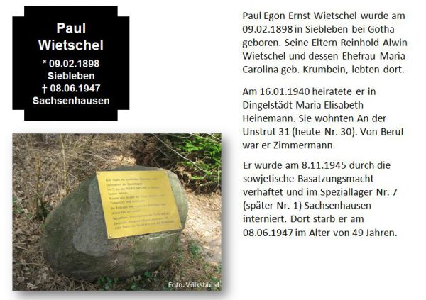 Wietschel, Paul