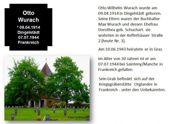 Wurach, Otto