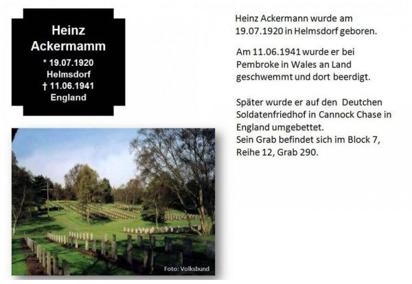 Ackermann, Heinz